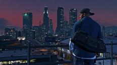 GTA 5 City View