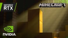 Minecraft Incoming Raytracing Support