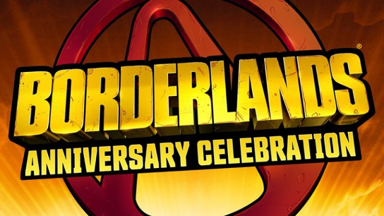 Borderlands Anniversary