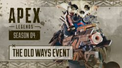 Apex Legends: The Old Ways Event